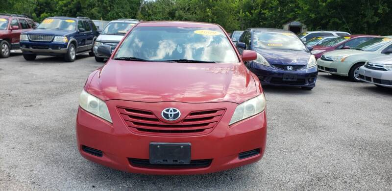2009 Toyota Camry for sale at Anthony's Auto Sales of Texas, LLC in La Porte TX