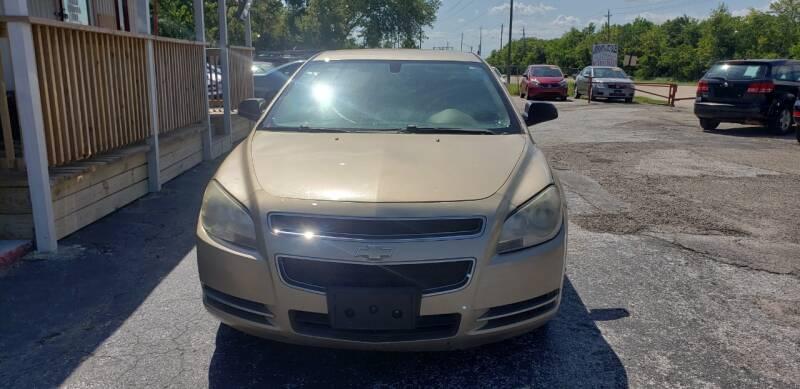 2008 Chevrolet Malibu for sale at Anthony's Auto Sales of Texas, LLC in La Porte TX