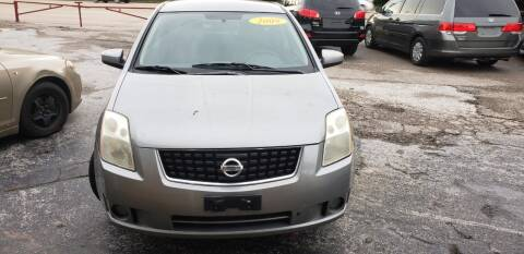 2009 Nissan Sentra for sale at Anthony's Auto Sales of Texas, LLC in La Porte TX