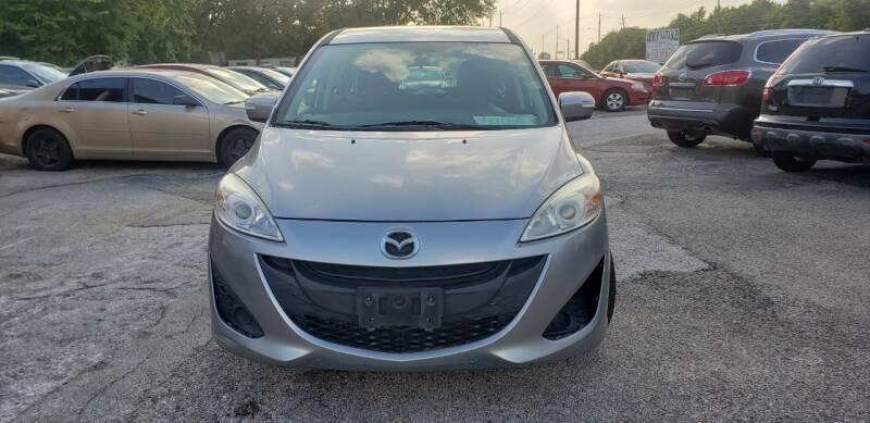 2015 Mazda MAZDA5 for sale at Anthony's Auto Sales of Texas, LLC in La Porte TX
