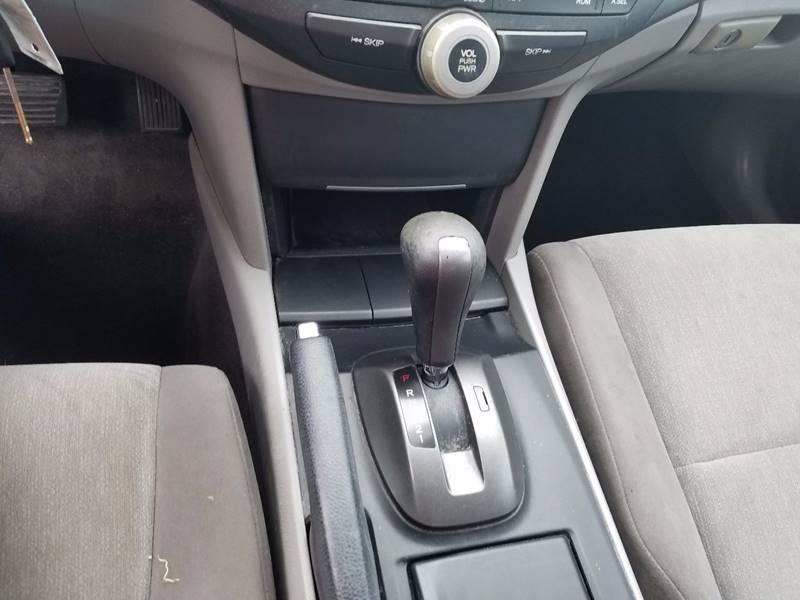2008 Honda Accord LX-P 4dr Sedan 5A - La Porte TX