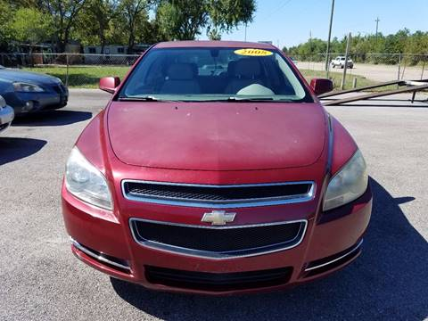 2008 Chevrolet Malibu for sale in La Porte, TX