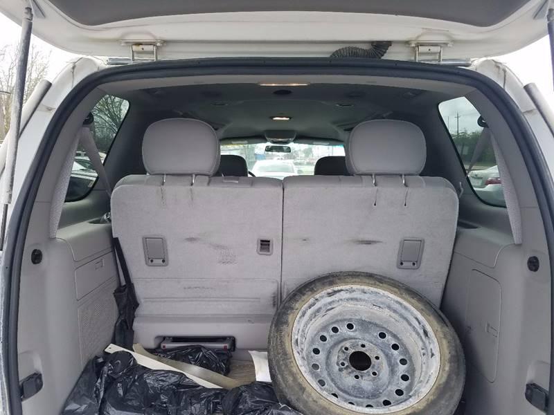 2006 Chevrolet Uplander LS 4dr Extended Mini-Van - La Porte TX