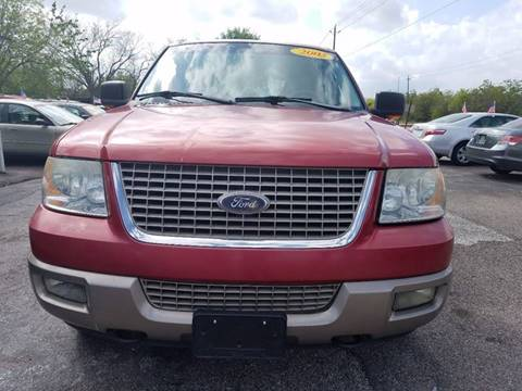 2003 Ford Expedition for sale in La Porte, TX