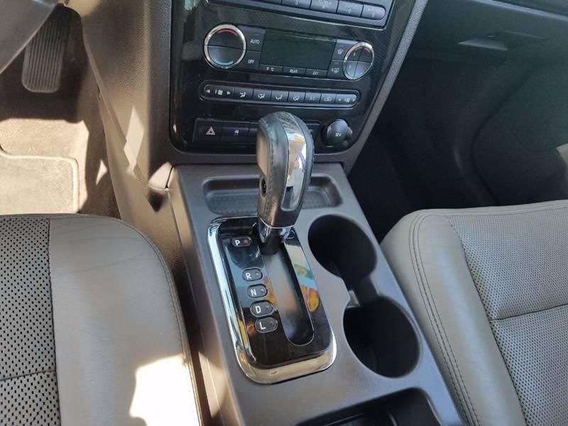 2008 Ford Taurus X AWD SEL 4dr Wagon - La Porte TX