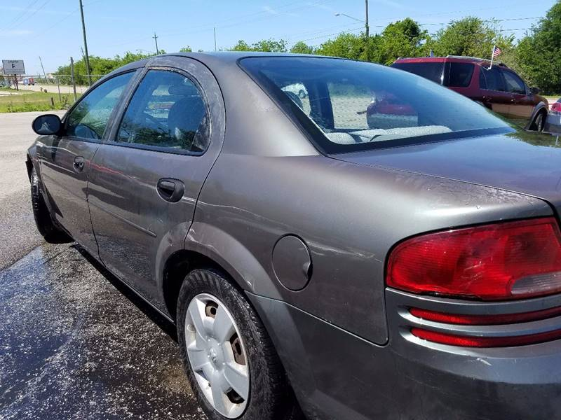 2004 Dodge Stratus SE 4dr Sedan - La Porte TX