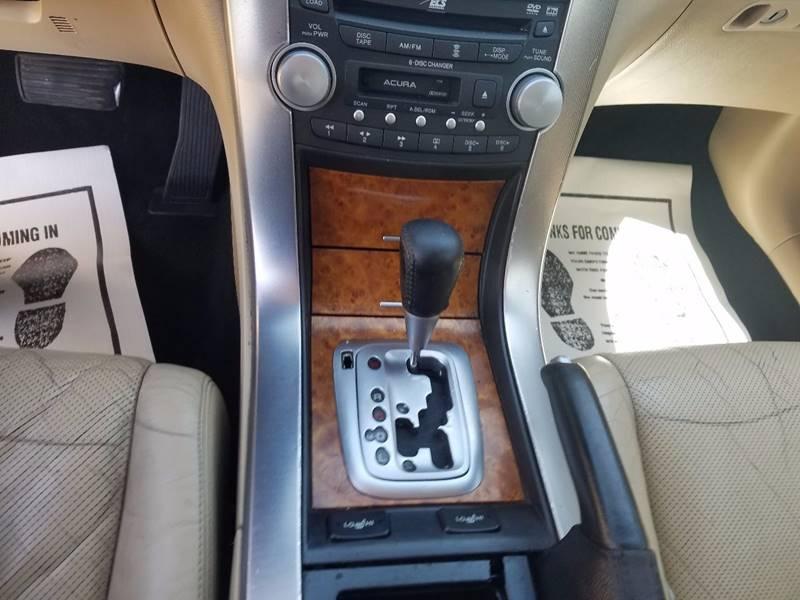 2005 Acura TL 3.2 4dr Sedan - La Porte TX