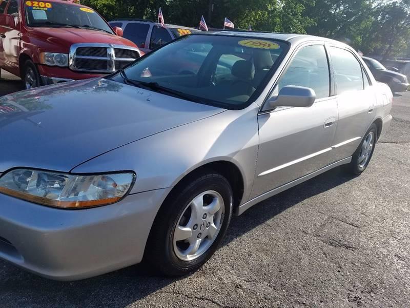 1998 Honda Accord EX 4dr Sedan - La Porte TX