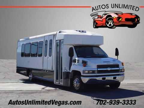 2008 Chevrolet C5500 for sale in Las Vegas, NV