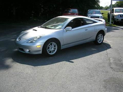 2002 Toyota Celica for sale in Chesapeake, VA