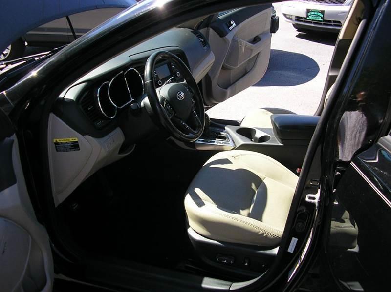 2013 Kia Optima EX 4dr Sedan - Chesapeake VA