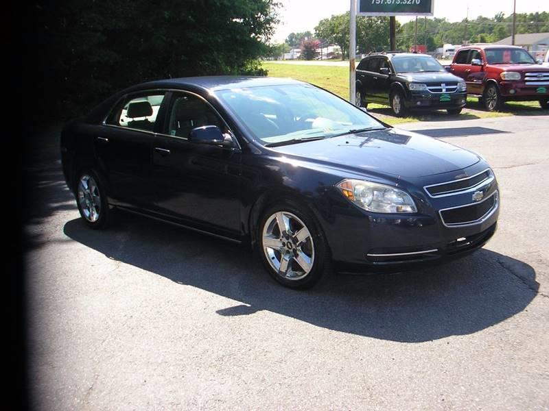 2010 Chevrolet Malibu LT 4dr Sedan w/1LT - Chesapeake VA