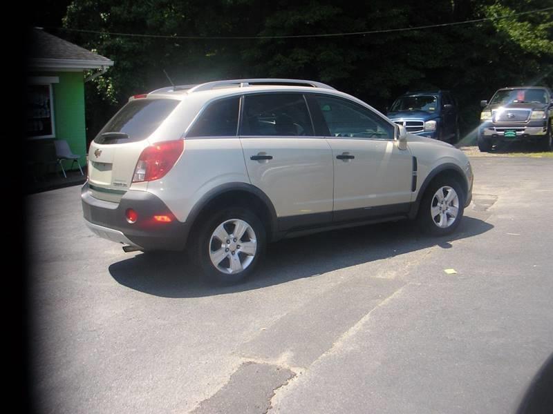 2013 Chevrolet Captiva Sport LS 4dr SUV w/ 2LS - Chesapeake VA