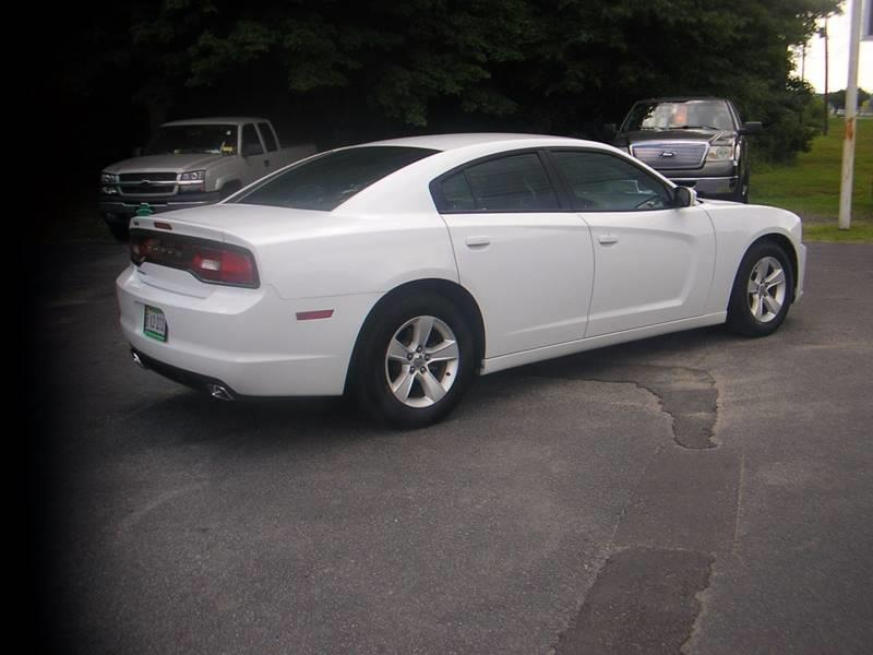 2013 Dodge Charger SE 4dr Sedan - Chesapeake VA