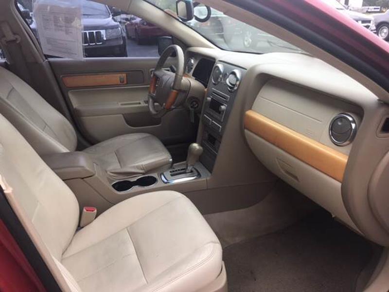 2008 Lincoln MKZ 4dr Sedan - Chesapeake VA