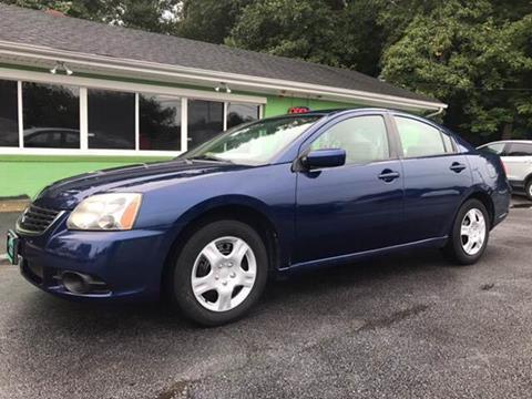 2009 Mitsubishi Galant for sale in Chesapeake, VA