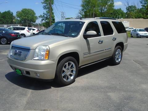 2010 GMC Yukon for sale in Chesapeake, VA
