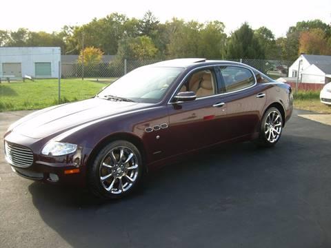 2006 Maserati Quattroporte for sale in Canton, OH