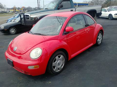 1998 Volkswagen New Beetle for sale in Canton, OH