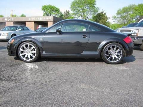 2002 Audi TT for sale at 121 Motorsports in Mt. Zion IL
