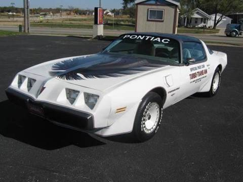 1980 Pontiac Firebird for sale at 121 Motorsports in Mt. Zion IL