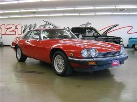 1990 Jaguar XJS for sale at 121 Motorsports in Mt. Zion IL