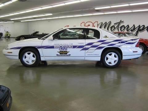 1995 Chevrolet Monte Carlo for sale at 121 Motorsports in Mt. Zion IL