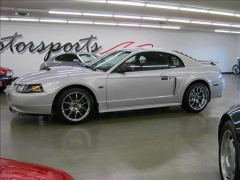 2003 Ford Mustang for sale at 121 Motorsports in Mt. Zion IL