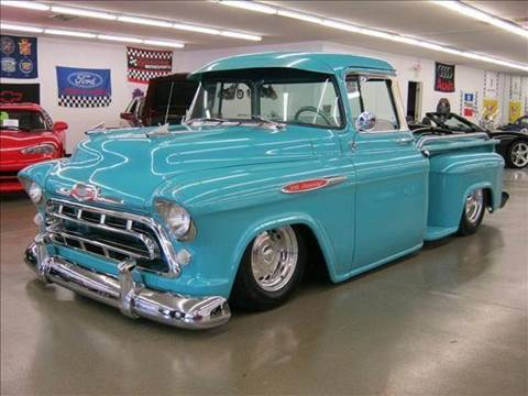 1957 Chevrolet C/K 2500 Series for sale at 121 Motorsports in Mt. Zion IL