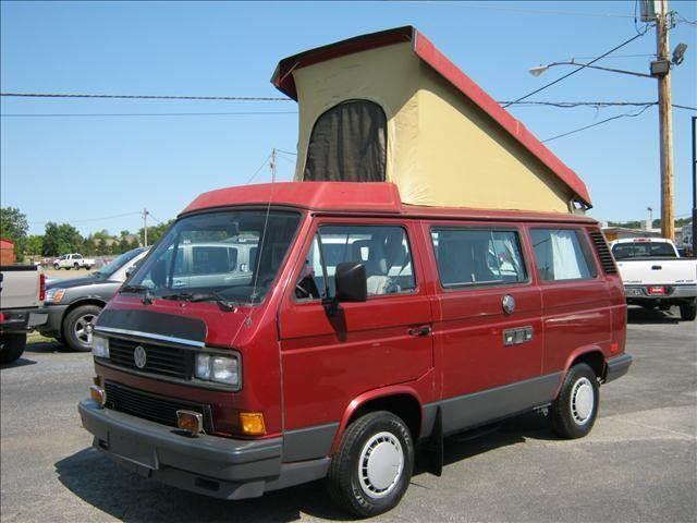 1989 Volkswagen Vanagon for sale at 121 Motorsports in Mount Zion IL