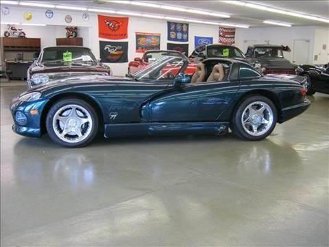 1995 Dodge Viper for sale at 121 Motorsports in Mt. Zion IL