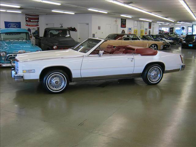 1985 Cadillac Eldorado for sale at 121 Motorsports in Mount Zion IL