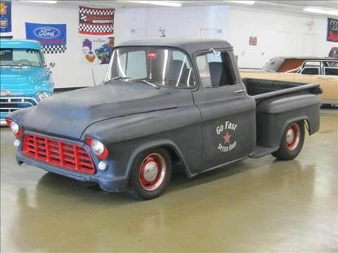 1955 Chevrolet C/K 1500 Series for sale at 121 Motorsports in Mt. Zion IL