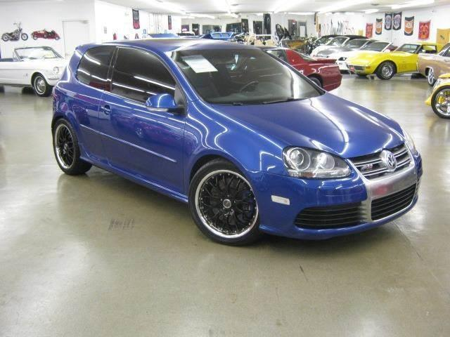 2008 Volkswagen R32 for sale at 121 Motorsports in Mount Zion IL