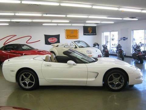 1999 Chevrolet Corvette for sale at 121 Motorsports in Mt. Zion IL