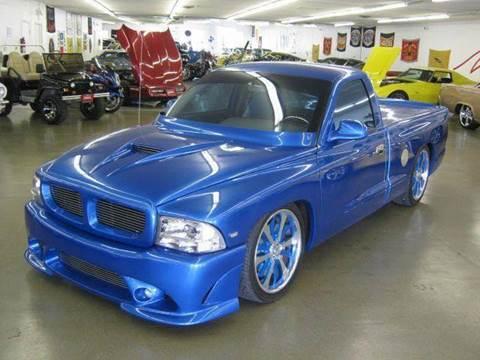 1999 Dodge Dakota for sale at 121 Motorsports in Mt. Zion IL