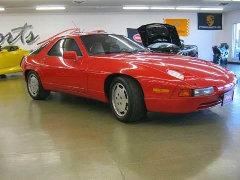 1989 Porsche 928 for sale at 121 Motorsports in Mount Zion IL