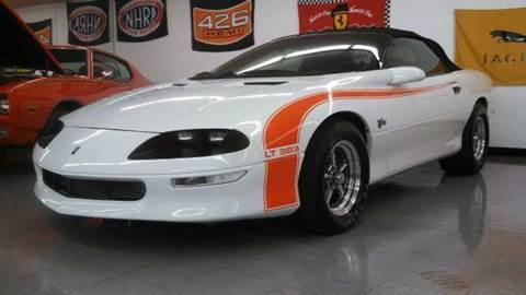 1995 Chevrolet Camaro for sale at 121 Motorsports in Mt. Zion IL