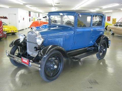 1928 Ford Model A for sale at 121 Motorsports in Mt. Zion IL
