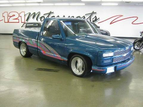 1992 Chevrolet C/K 1500 Series for sale at 121 Motorsports in Mt. Zion IL