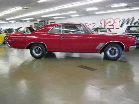 1967 Buick Gran Sport for sale at 121 Motorsports in Mt. Zion IL
