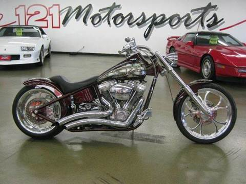 2002 Big Dog Motorcycles PitBull for sale at 121 Motorsports in Mt. Zion IL