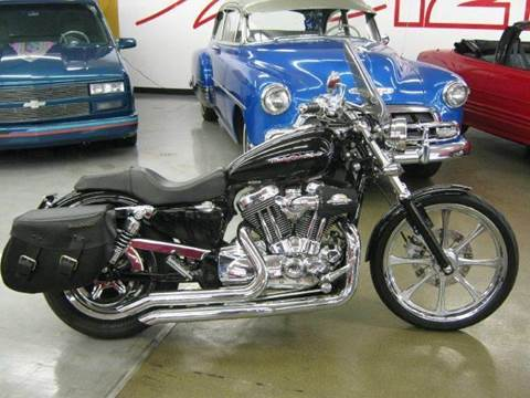 2006 Harley-Davidson Sportster for sale at 121 Motorsports in Mt. Zion IL