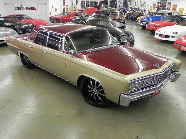 1966 Chrysler Imperial for sale at 121 Motorsports in Mt. Zion IL
