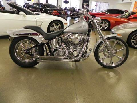 2002 Harley-Davidson Softail for sale at 121 Motorsports in Mount Zion IL