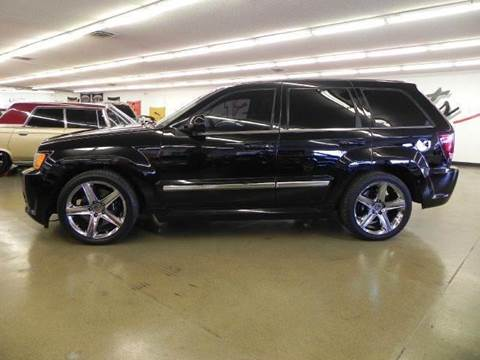 2007 Jeep Grand Cherokee for sale at 121 Motorsports in Mt. Zion IL