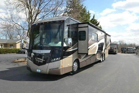 2013 Itasca Meridian 42E for sale at 121 Motorsports in Mt. Zion IL