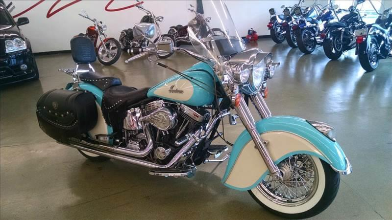 2000 Indian Chief Two Tone