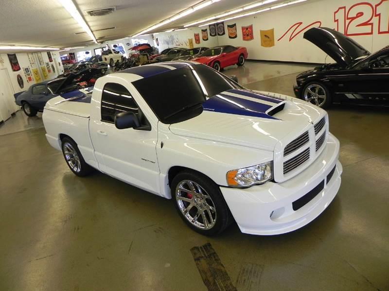 2005 Dodge Ram Pickup 1500 SRT-10 for sale at 121 Motorsports in Mount Zion IL