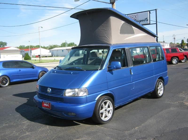 2001 Volkswagen EuroVan for sale at 121 Motorsports in Mount Zion IL